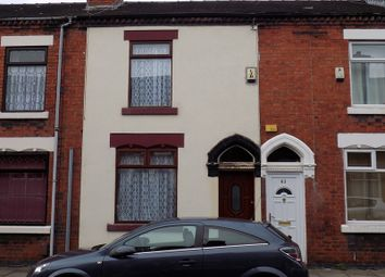 Thumbnail 2 bedroom terraced house for sale in Price Street, Stoke On Trent, Staffordshire