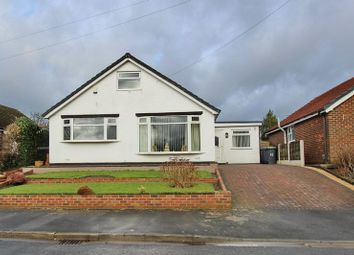 Thumbnail 4 bed detached house for sale in Philips Park Road West, Whitefield, Manchester