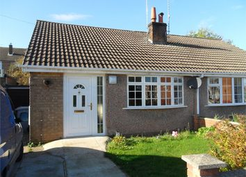Thumbnail 3 bed semi-detached bungalow to rent in Brackendale Drive, Walesby, Newark, Nottinghamshire