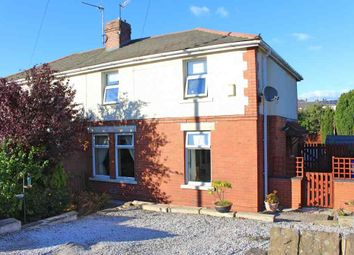 Thumbnail 3 bed semi-detached house for sale in Blackburn Road, Rising Bridge, Accrington