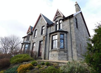 Thumbnail 3 bed semi-detached house for sale in Rose Street, Thurso