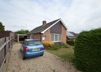 Thumbnail 3 bed detached bungalow for sale in Tower Hill, Costessey, Norwich