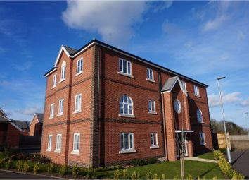 Thumbnail 2 bed flat for sale in Brooke Way, Stowmarket