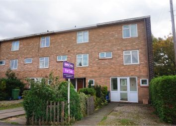 Thumbnail 3 bed end terrace house for sale in Stephenson Drive, Shrewsbury
