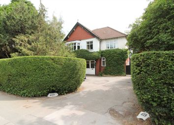 Thumbnail 4 bed detached house for sale in Chester Road, Woodford, Stockport