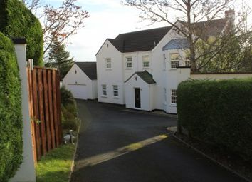 Thumbnail 5 bed detached house for sale in Braddan, Isle Of Man