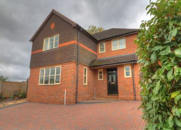 Thumbnail 4 bed detached house for sale in Chestnut Way, Bromyard