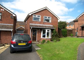 Thumbnail 3 bed detached house for sale in Dale View Gardens, Kilburn, Belper