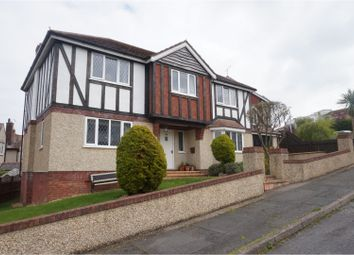Thumbnail 4 bed detached house for sale in Bryn Avenue, Colwyn Bay