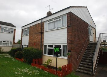 Thumbnail 2 bedroom maisonette for sale in Beaconview Road, West Bromwich