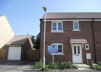 Thumbnail 3 bed end terrace house to rent in Moon Pond Lane, Wincanton