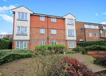 Thumbnail 1 bed flat for sale in Hadfield Close, Southall