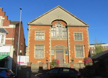 Thumbnail Commercial property for sale in The Rushden Independent Wesleyan Church, High Street, Rushden, Northamptonshire