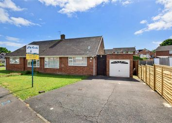 Thumbnail 2 bed semi-detached bungalow for sale in Ashendene Grove, Sturry, Canterbury, Kent