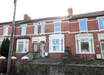 Thumbnail 3 bed terraced house for sale in Wootton Bassett Road, Swindon