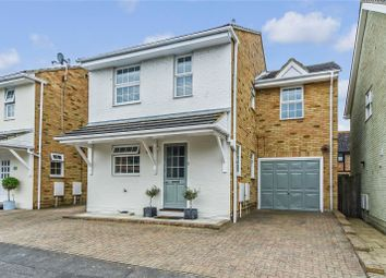 Thumbnail 4 bedroom detached house for sale in Heritage Drive, Darland, Gillingham, Kent