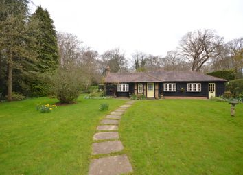 Thumbnail 4 bed detached bungalow to rent in Brick Kiln Common, Wisborough Green
