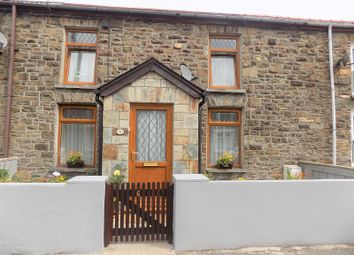 Thumbnail 2 bed terraced house for sale in Dunraven Street, Treherbert, Treorchy, Rhondda, Cynon, Taff.