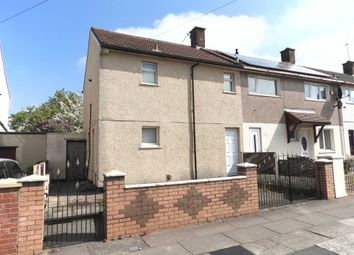 Thumbnail 2 bed end terrace house to rent in Darmond Road, Kirkby, Liverpool