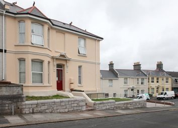 Thumbnail 2 bed flat to rent in Camperdown Street, Plymouth
