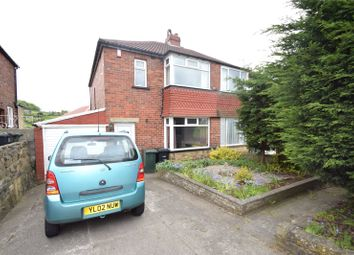 Thumbnail 3 bed semi-detached house for sale in Park Lane, Keighley, West Yorkshire