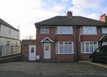 Thumbnail 3 bedroom semi-detached house for sale in Dudley, Holly Hall, Pensnett Road