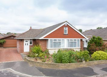 Thumbnail 3 bed detached bungalow for sale in Crowsbury Close, Emsworth