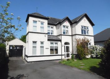 Thumbnail 4 bed detached house for sale in Weston Avenue, Oswestry