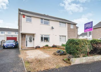 Thumbnail 3 bed semi-detached house for sale in Welton Grove, Midsomer Norton