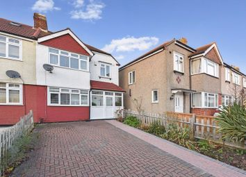 Thumbnail 3 bed semi-detached house for sale in Brockenhurst Way, London