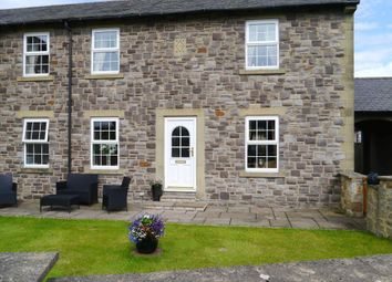Thumbnail 3 bed end terrace house for sale in Reivers Gate, Longhorsley, Morpeth