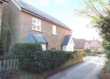 Thumbnail 3 bed detached house for sale in Bonfire Lane, Horsted Keynes, Haywards Heath