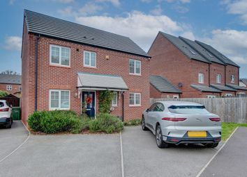 Thumbnail Detached house for sale in New Meadow Close, Dickens Heath, Solihull