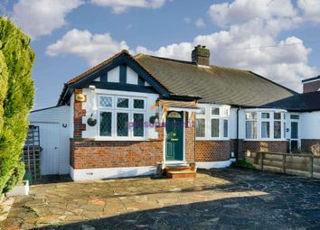 Thumbnail 2 bed bungalow to rent in Seaforth Gardens, Stoneleigh, Epsom
