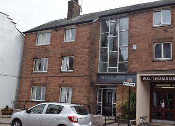 Thumbnail 1 bed flat for sale in Queensberry Court, Dumfries
