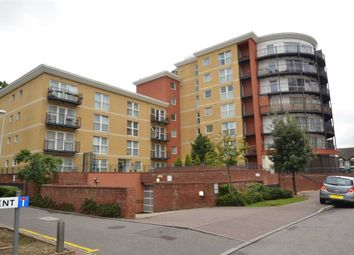 Thumbnail 2 bedroom flat to rent in Regal House, Royal Crescent, Newbury Park, Ilford