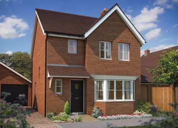 "Thumbnail 3 bed property for sale in ""The Epsom"" at West View, Maidstone Road, Headcorn, Ashford"