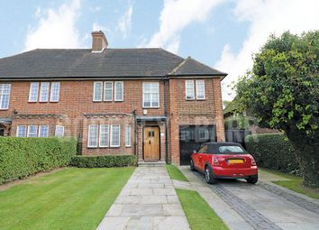 Thumbnail 5 bed semi-detached house for sale in Ossulton Way, London