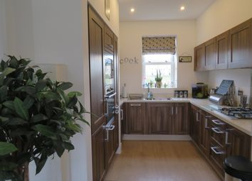Thumbnail 4 bed terraced house for sale in Rowditch Furlong, Redhouse Park, Milton Keynes