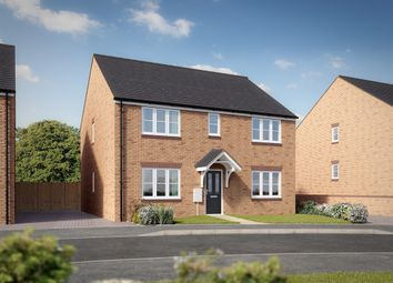 "Thumbnail 5 bedroom detached house for sale in ""The Hadleigh"" at King Street Lane, Winnersh, Wokingham"