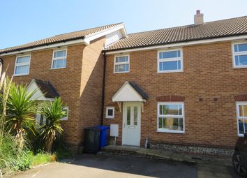 Thumbnail 3 bedroom terraced house to rent in The Presidents, Beck Row, Bury St. Edmunds