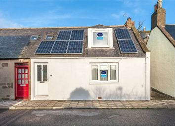 Thumbnail 2 bedroom semi-detached house for sale in Queen Street, Gourdon, Montrose