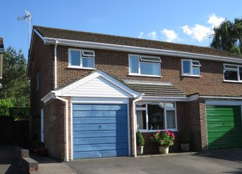Thumbnail 3 bed semi-detached house for sale in Earlswood Drive, Alderholt, Fordingbridge