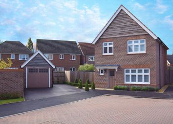 Thumbnail 3 bed detached house for sale in Turntable Avenue, Bromsgrove