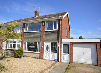 Thumbnail 3 bed property for sale in Dovedale, North Hykeham, Lincoln