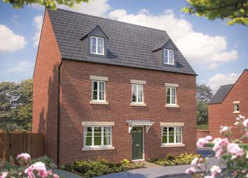 "Thumbnail 5 bed detached house for sale in ""The Warwick"" at Oxford Road, Bodicote, Banbury"
