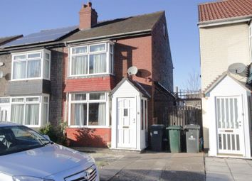 Thumbnail 3 bed property for sale in Grove Avenue, York Road, Doncaster