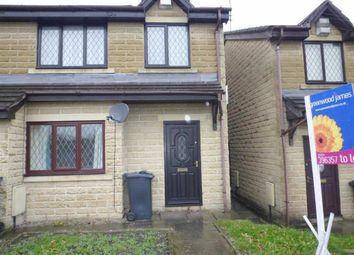 Thumbnail 1 bedroom flat to rent in Churchside, Bolton, Bolton