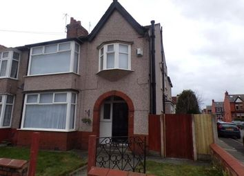 Thumbnail 4 bed property to rent in Lynmouth Road, Liverpool