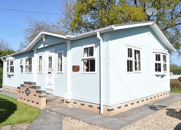 Thumbnail 2 bedroom mobile/park home for sale in Uffculme, Cullompton